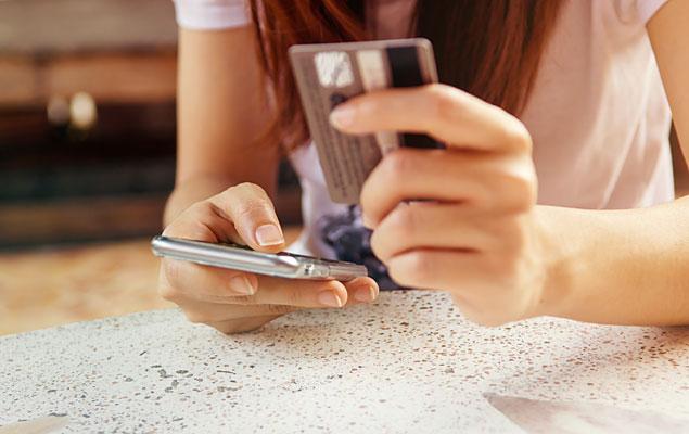 Kredittkort og mobil